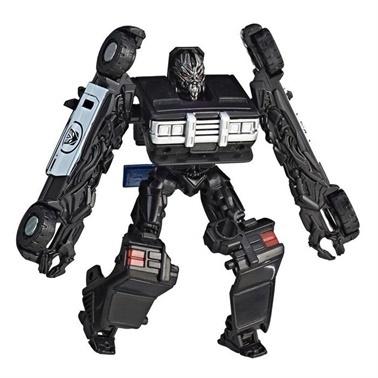 Transformers Transformers 6 Energon Igniters Mini Figür Barricade Renkli